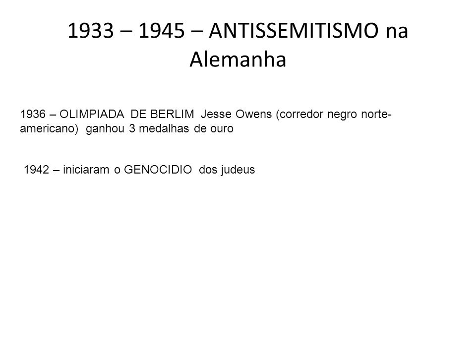 II GUERRA MUNDIAL 1939 - 1945 CAP. 7