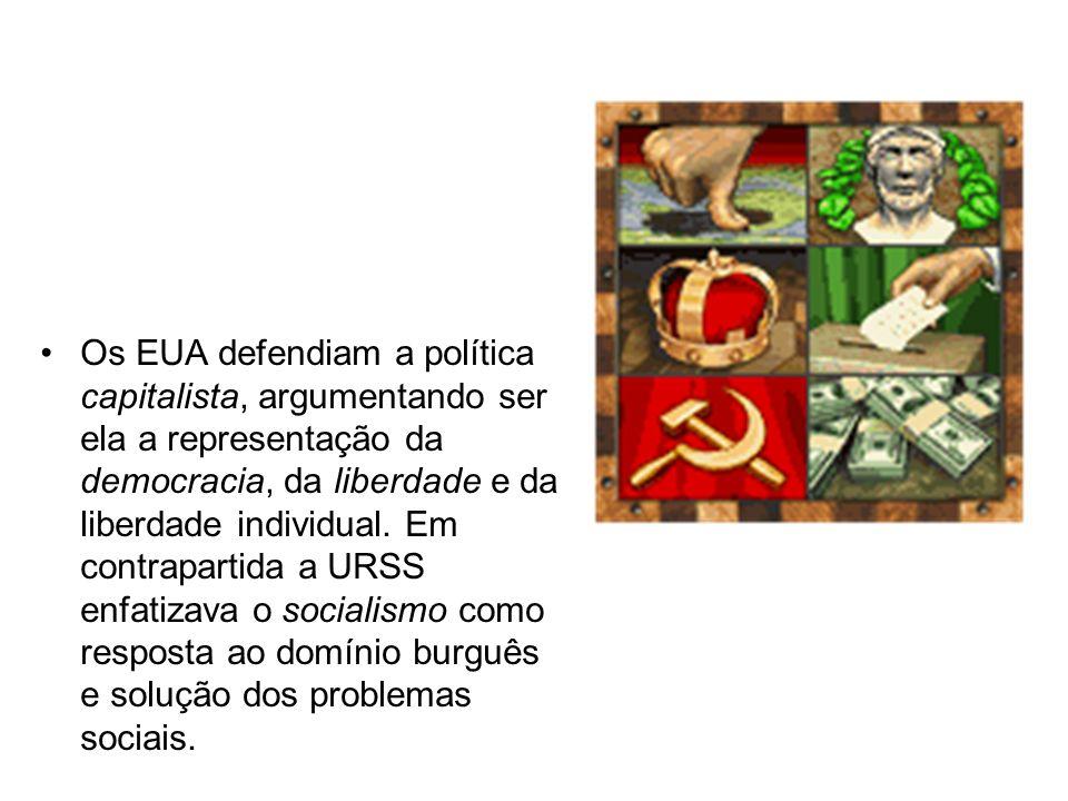 MUNDO DA GUERRA-FRIA PÓS 2a.