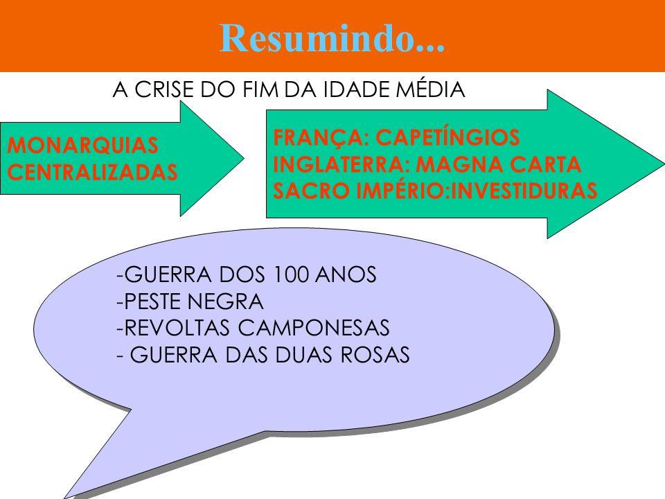 REVOLTAS DOS CAMPONESES JACQUERIES