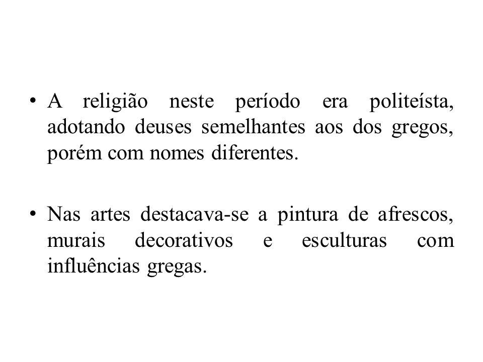 Na religião romana, distinguiam-se dois tipos de culto: O familiar; O público.