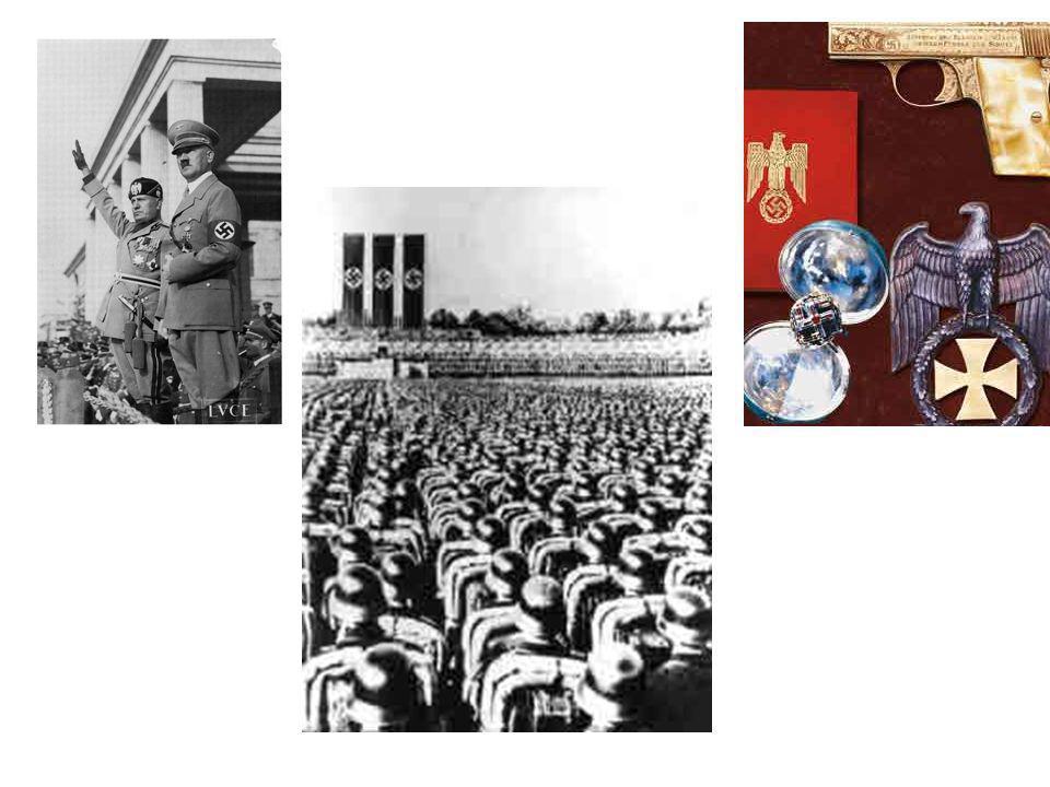 Totalitarismo Totalitarismo: Denominação genérica dada aos regimes totalitários sejam de direita (fascismo, nazismo, franquismo, peronismo) ou de esquerda (stalinismo).