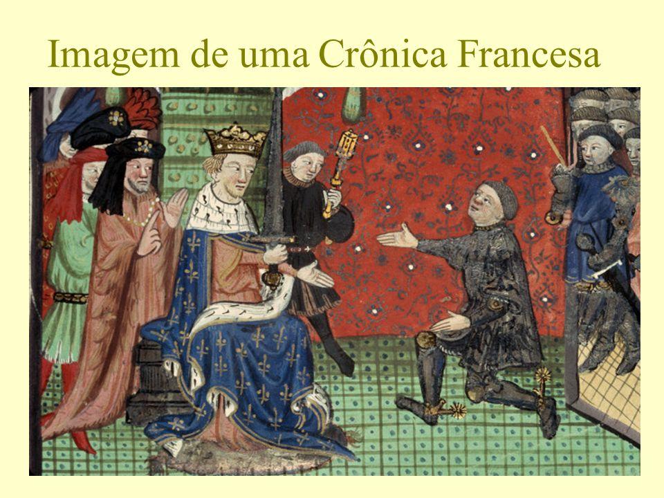 Imagem de uma Crônica Francesa