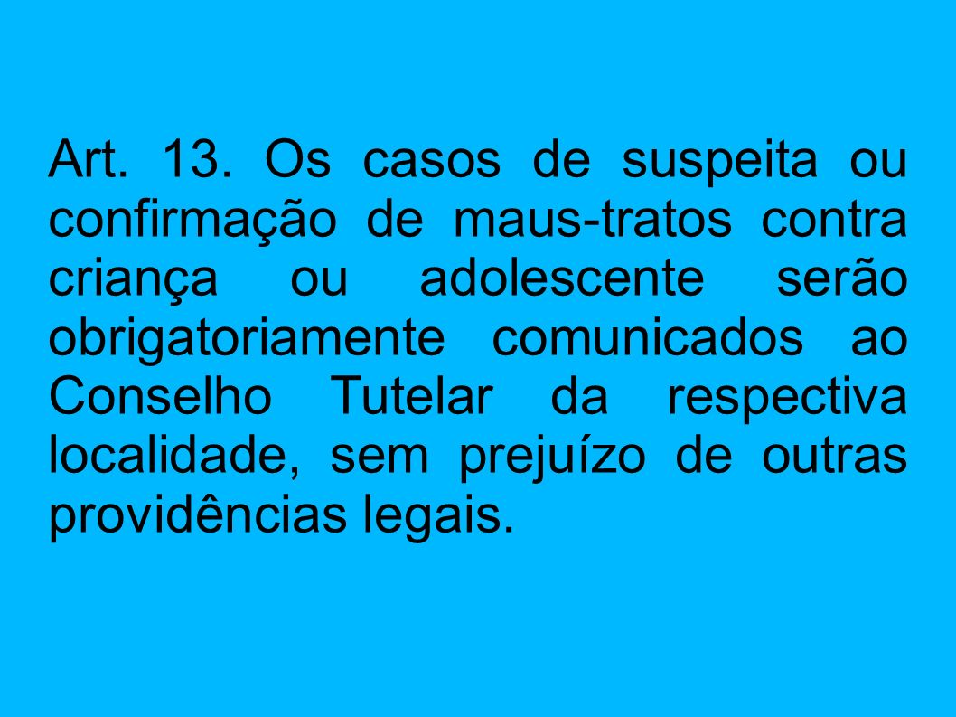 Seção II Da Fiscalização das Entidades
