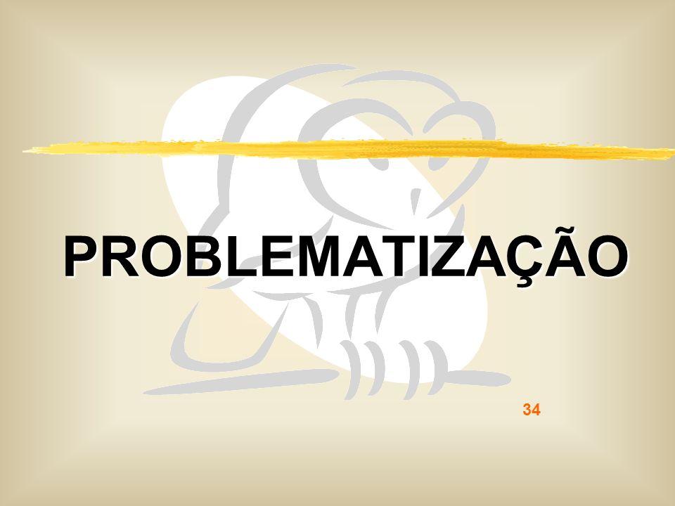 34 PROBLEMATIZAÇÃO