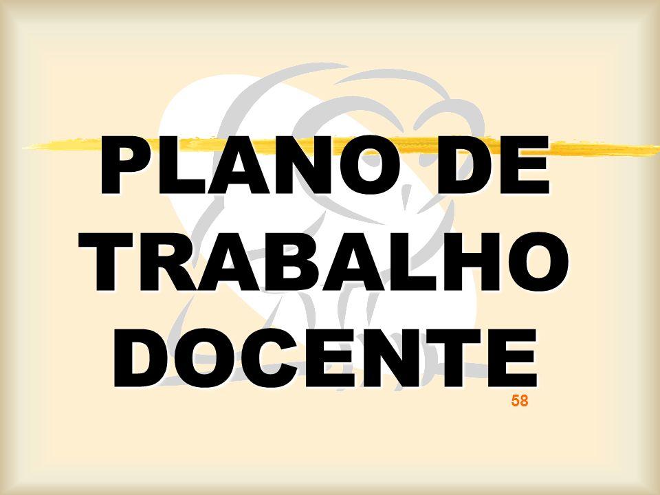 PLANO DE TRABALHO DOCENTE 58