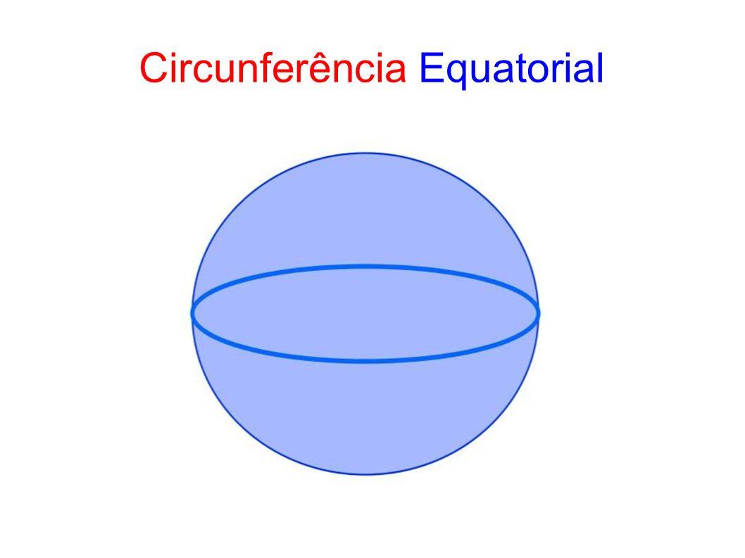 Circunferência Equatorial