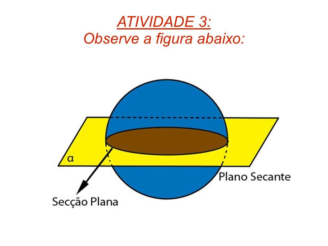 ATIVIDADE 3: Observe a figura abaixo: