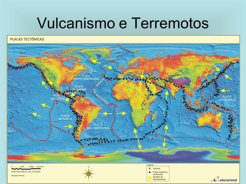 Vulcanismo e Terremotos