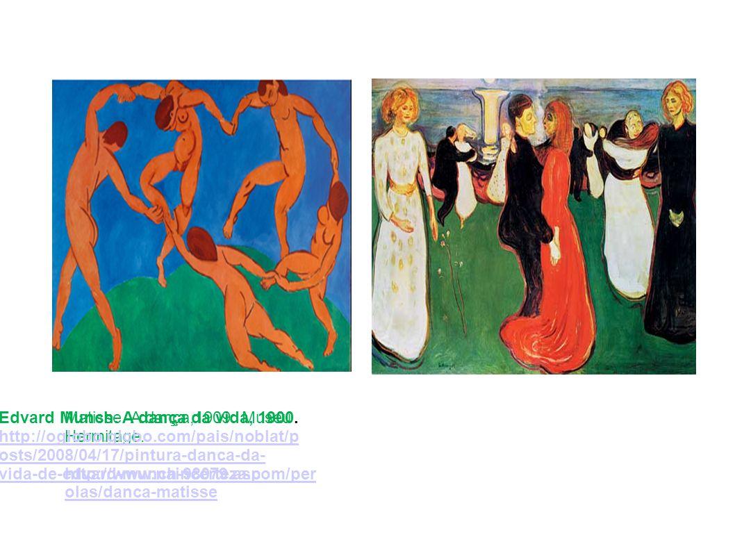 Matisse. A dança,1909. Museu Hermitage.