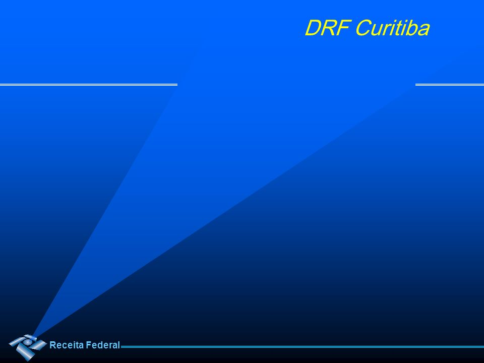 Receita Federal DRF Curitiba