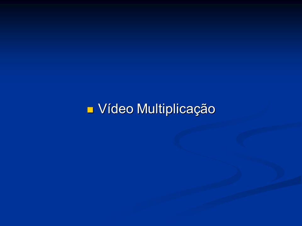 Vídeo Multiplicação Vídeo Multiplicação