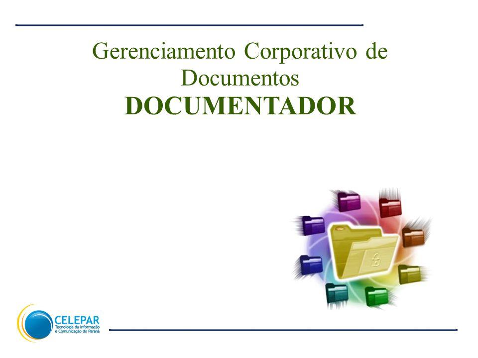 3 Gerenciamento Corporativo de Documentos DOCUMENTADOR