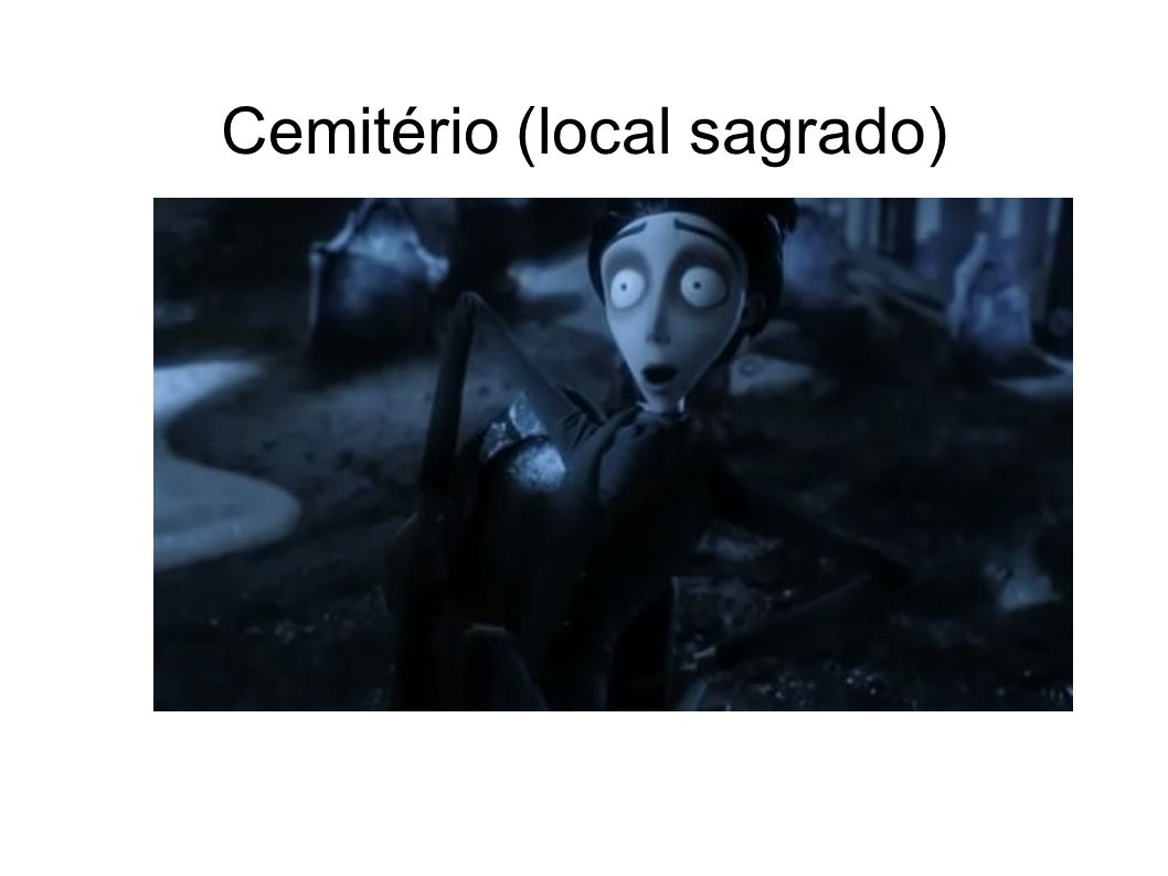 Cemitério (local sagrado)