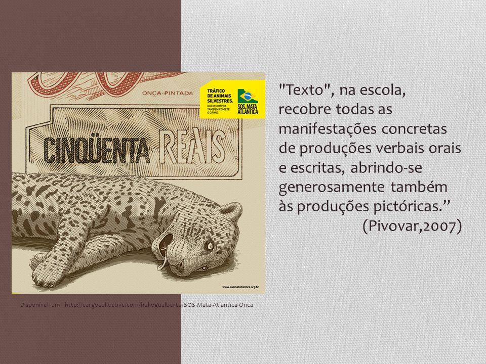 Disponível em : http://cargocollective.com/heliogualberto/SOS-Mata-Atlantica-Onca