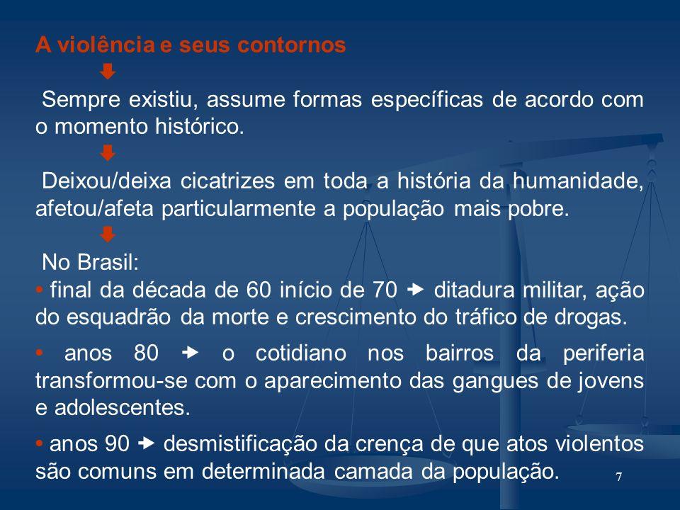 O LUGAR DA ESCOLA EDUCAR – CIVILIZAR: CHOQUE DE CULTURAS ESCOLA COMO LUGAR DA LEI/ DO LIMITE SEDIMENTAÇÃO DO UNIVERSO SIMBÓLICO: AS REGRAS E VALORES CULTURAIS ENCONTRO COM A DIFERENÇA