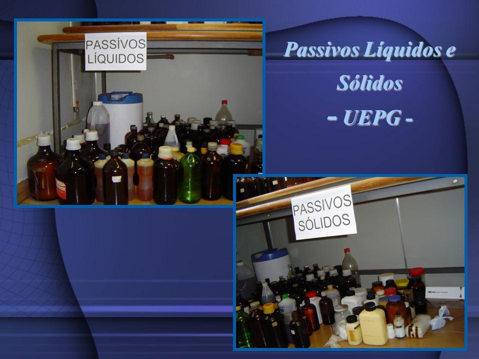 Passivos Líquidos e Sólidos - UEPG -