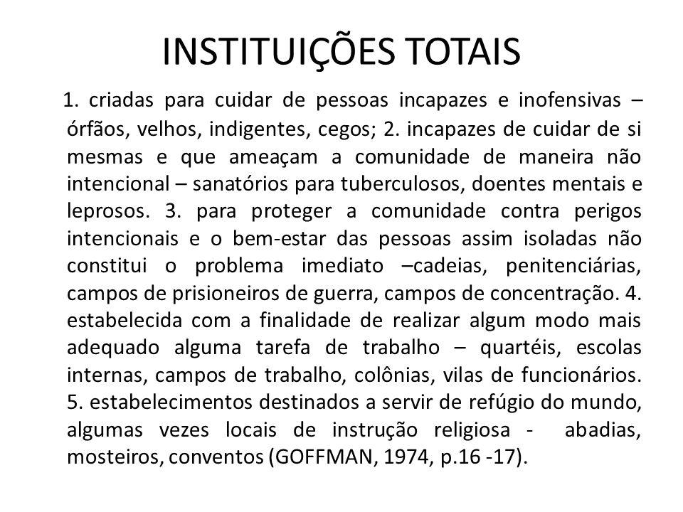 INSTITUIÇÕES TOTAIS 1.