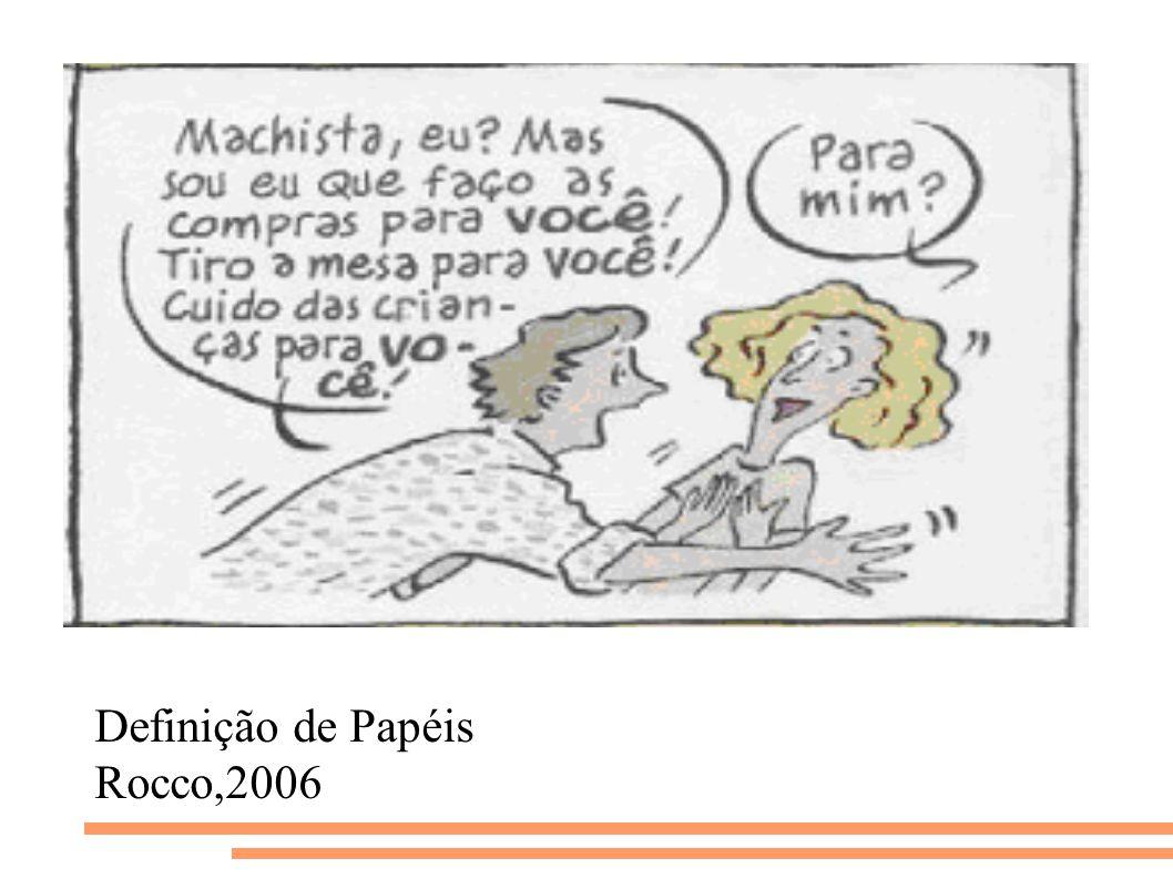 Definição de Papéis Rocco,2006