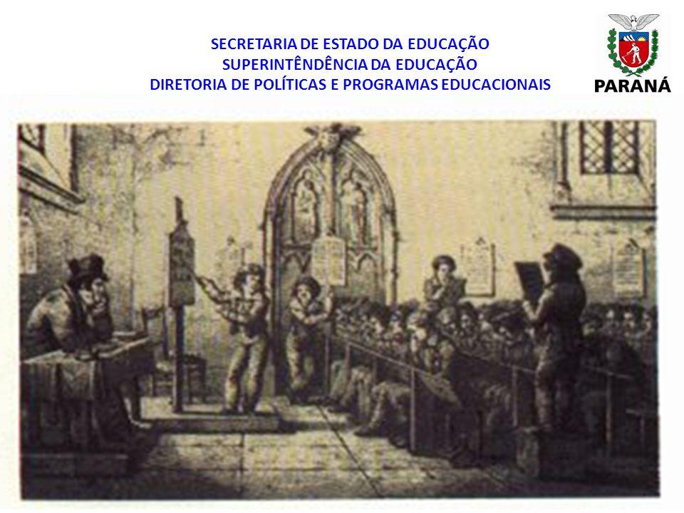 SECRETARIA DE ESTADO DA EDUCAÇÃO SUPERINTÊNDÊNCIA DA EDUCAÇÃO DIRETORIA DE POLÍTICAS E PROGRAMAS EDUCACIONAIS COORDENAÇÃO DE GESTÃO ESCOLAR