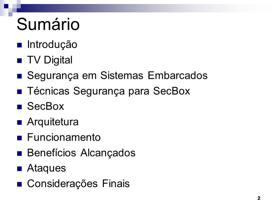 SecBox (Security Box)