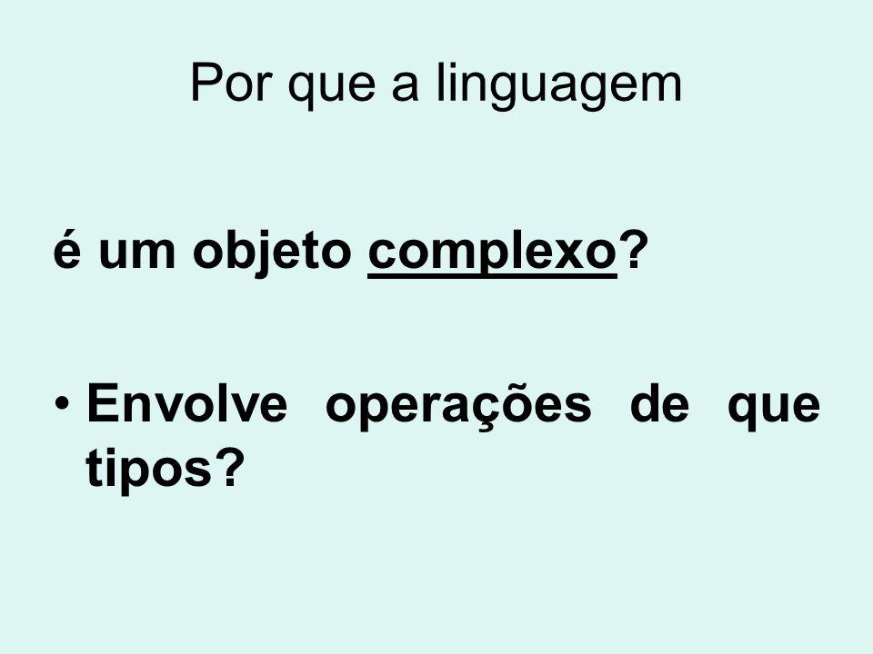 O domínio da linguagem: é marca do MUNDO MODERNO; atualmente, as informações, em grandessíssima escala, são mediadas pela escrita e pela oralidade formal, sob os mais distintos meios e nos mais variados contextos.