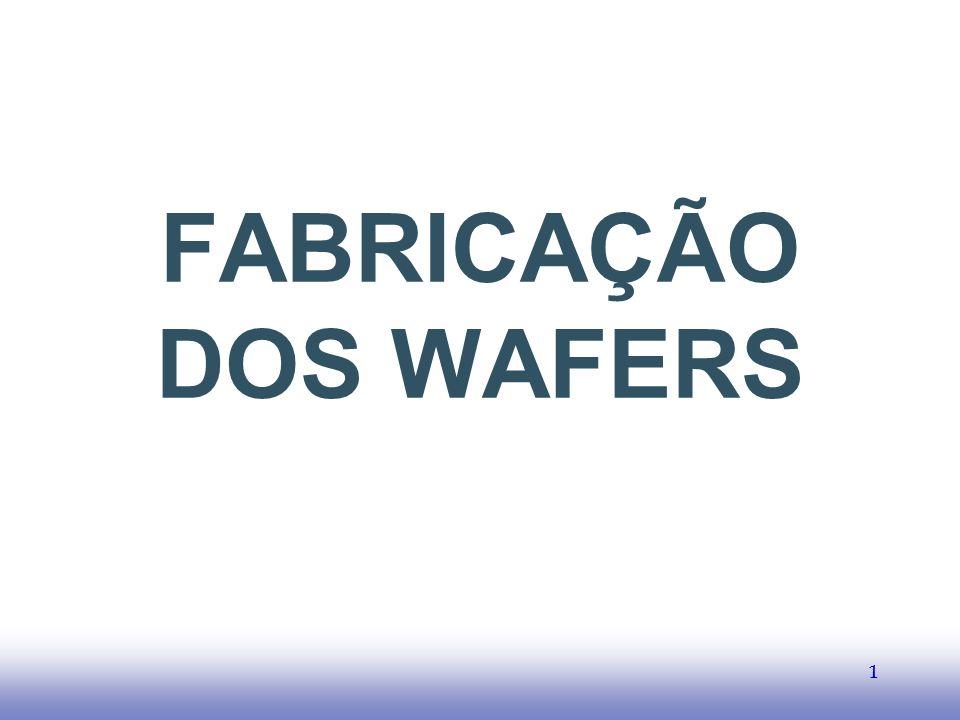 EE141 1 FABRICAÇÃO DOS WAFERS 1
