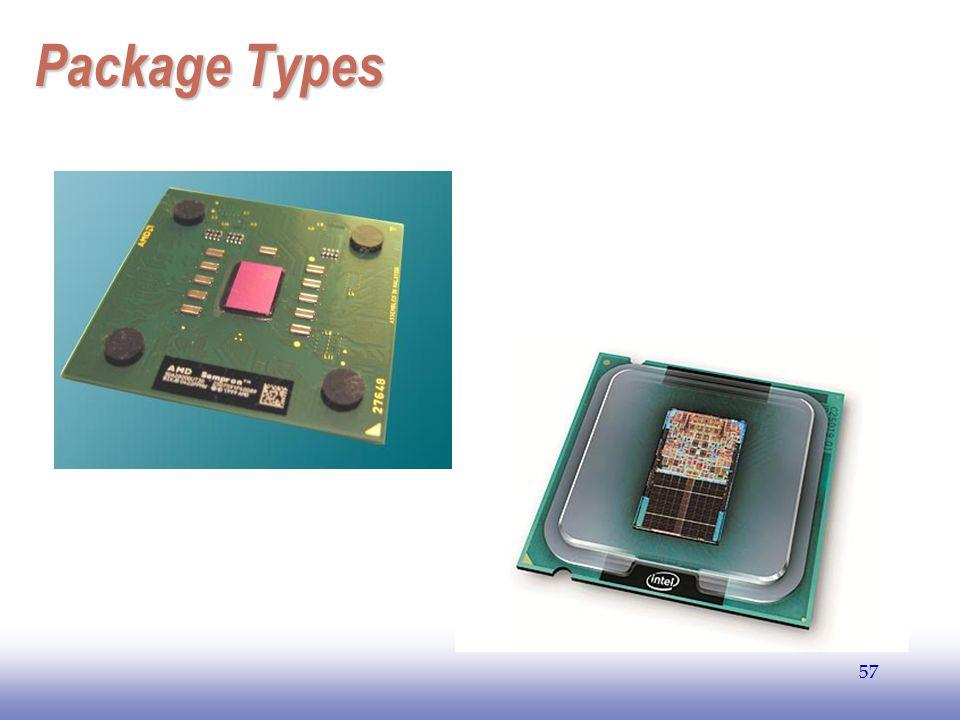 EE141 57 Package Types