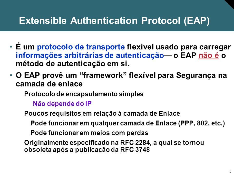 14 O que o EAP faz .