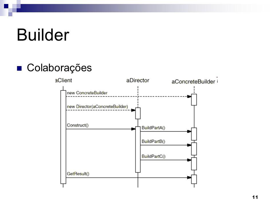 11 Builder Colaborações