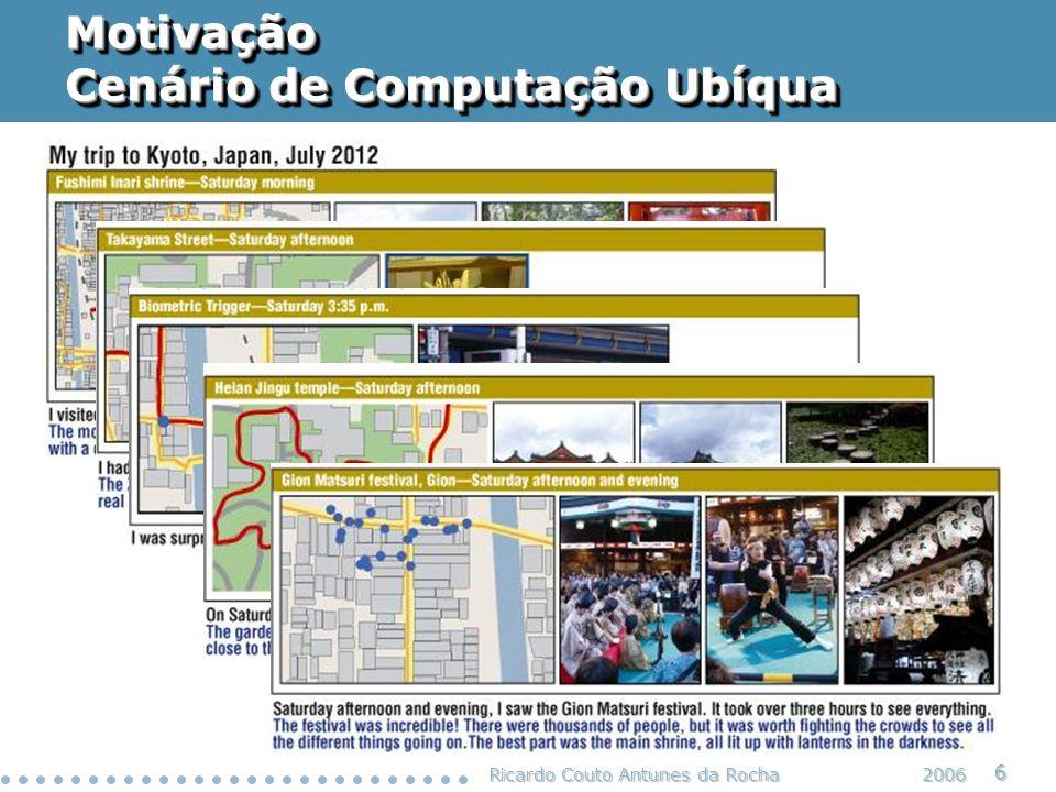 Ricardo Couto Antunes da Rocha 27 2006 Dúvidas?Dúvidas?