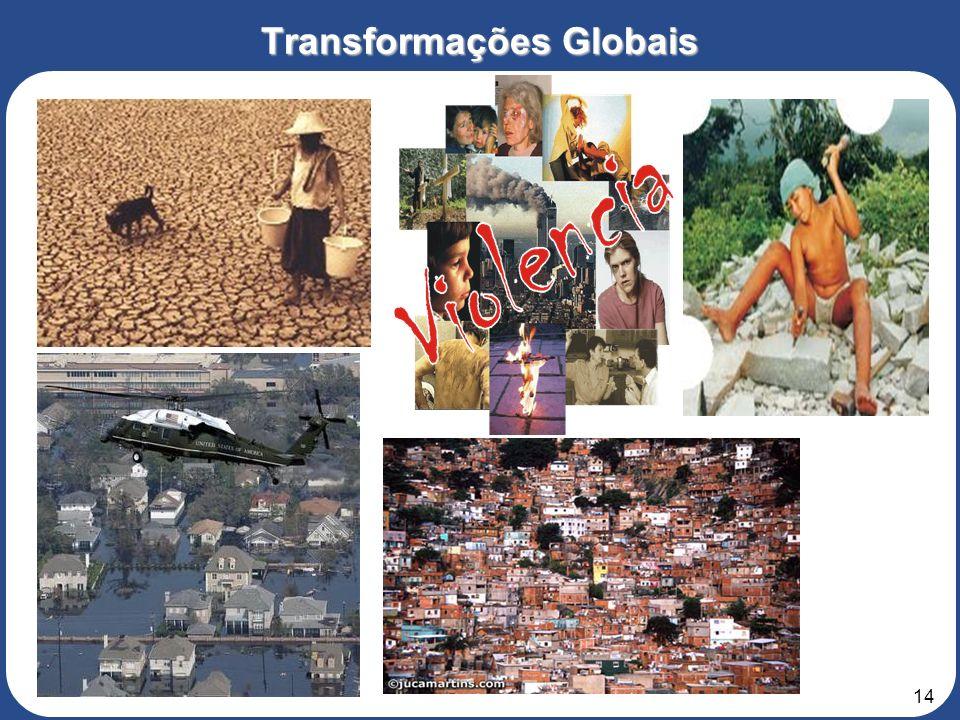 13 Transformações Globais