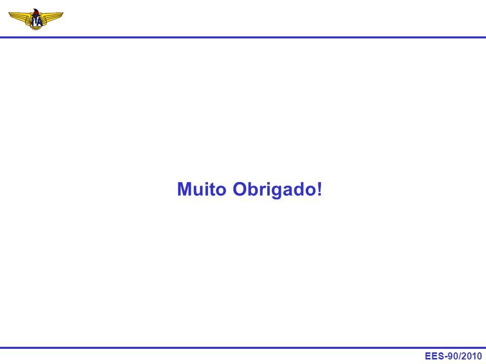 EES-90/2010 Muito Obrigado!