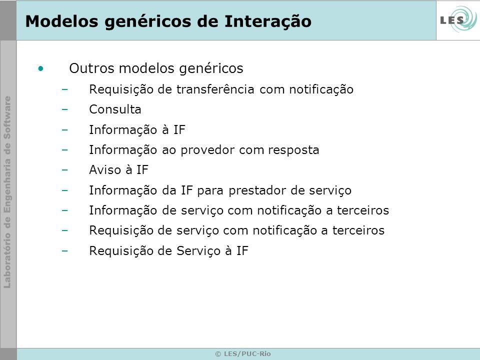 © LES/PUC-Rio Exemplo de modelo específico: Amortização/Liquidação de Redesconto associado a Operação de Venda STR 1.