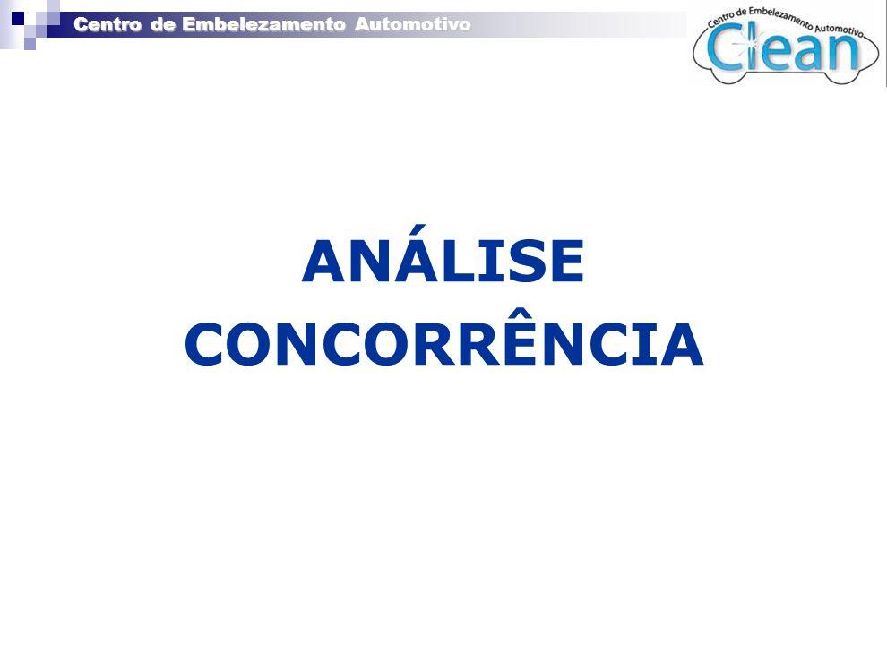 Centro de Embelezamento Automotivo » EMPRESA « ANÁLISE CONCORRÊNCIA