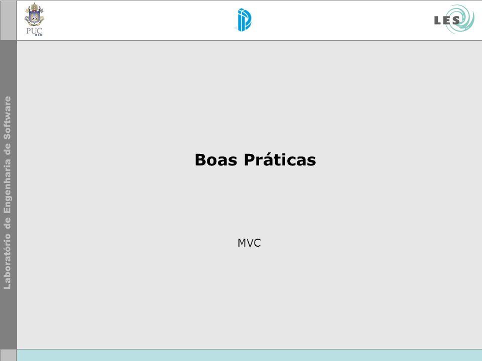 67 © LES/PUC-Rio Servlet + Modelo de Objetos Agora sabemos –Programar servlets –Modelar um sistema orientado a objetos Mas como fazer os dois funcionarem juntos?