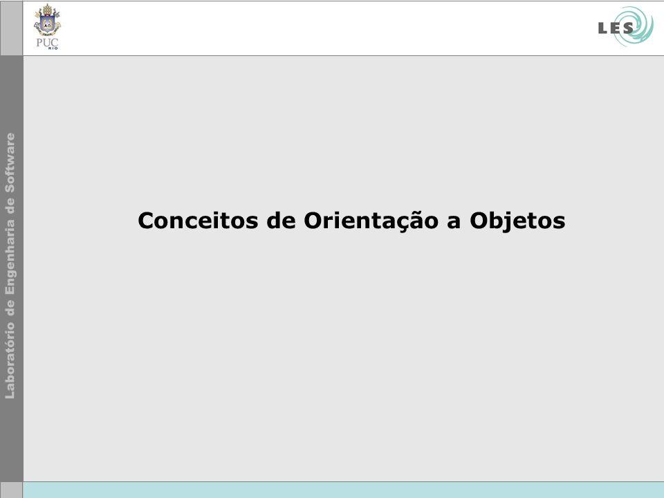 43 © LES/PUC-Rio Aplicação ClickMeApp: Classe ClickMe (V) //Methods required by the MouseListener interface.