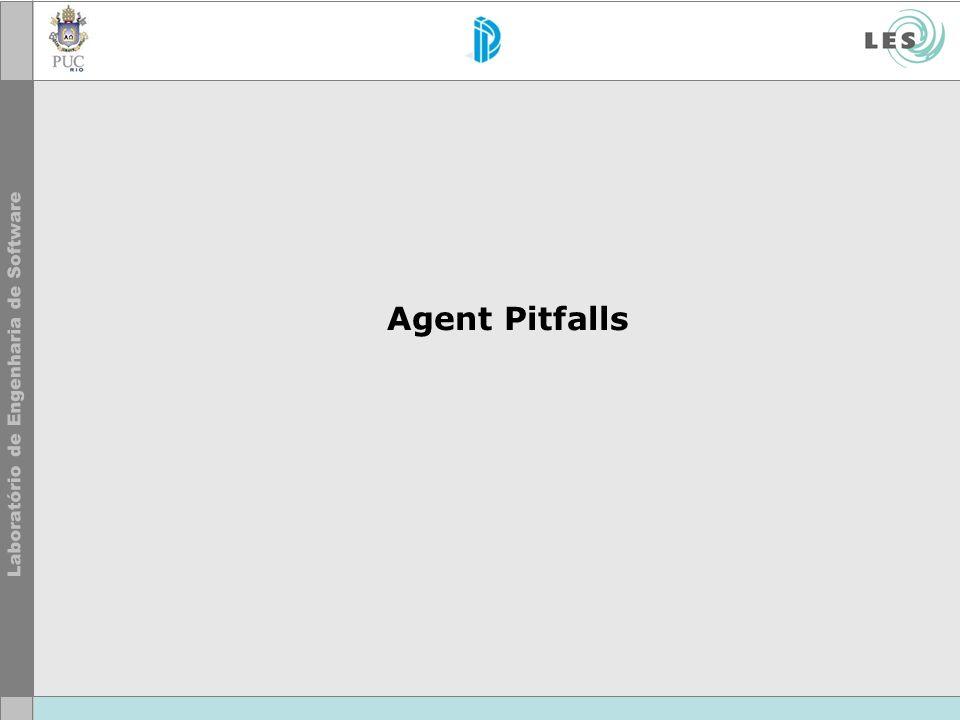 Agent Pitfalls