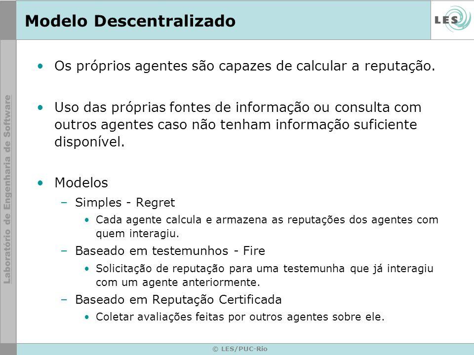 © LES/PUC-Rio Modelo Híbrido Governance Framework