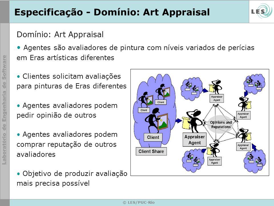 © LES/PUC-Rio Novas regras da competição O número de sessões será maior que a anterior (100 até 200).