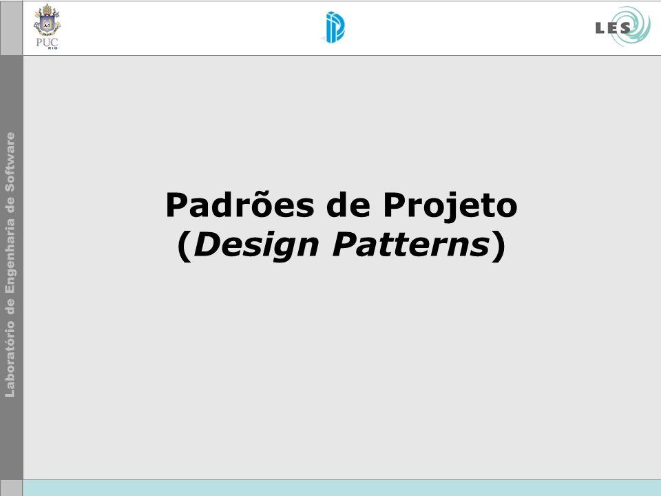 Padrões de Projeto (Design Patterns)