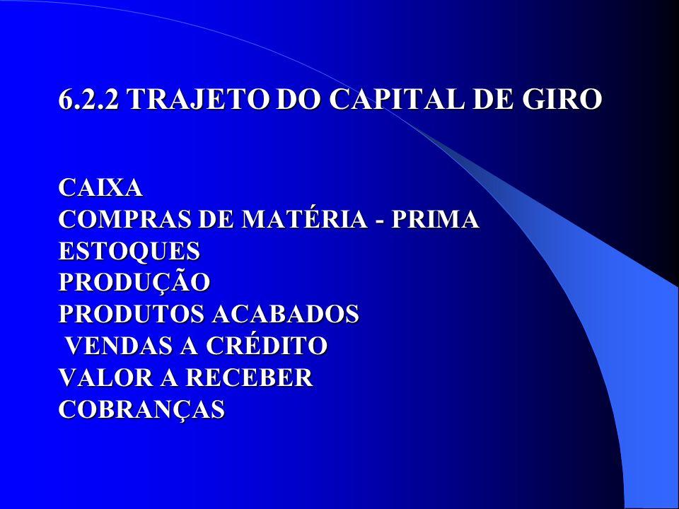 7.FONTES DE CAPITAL 7.1.