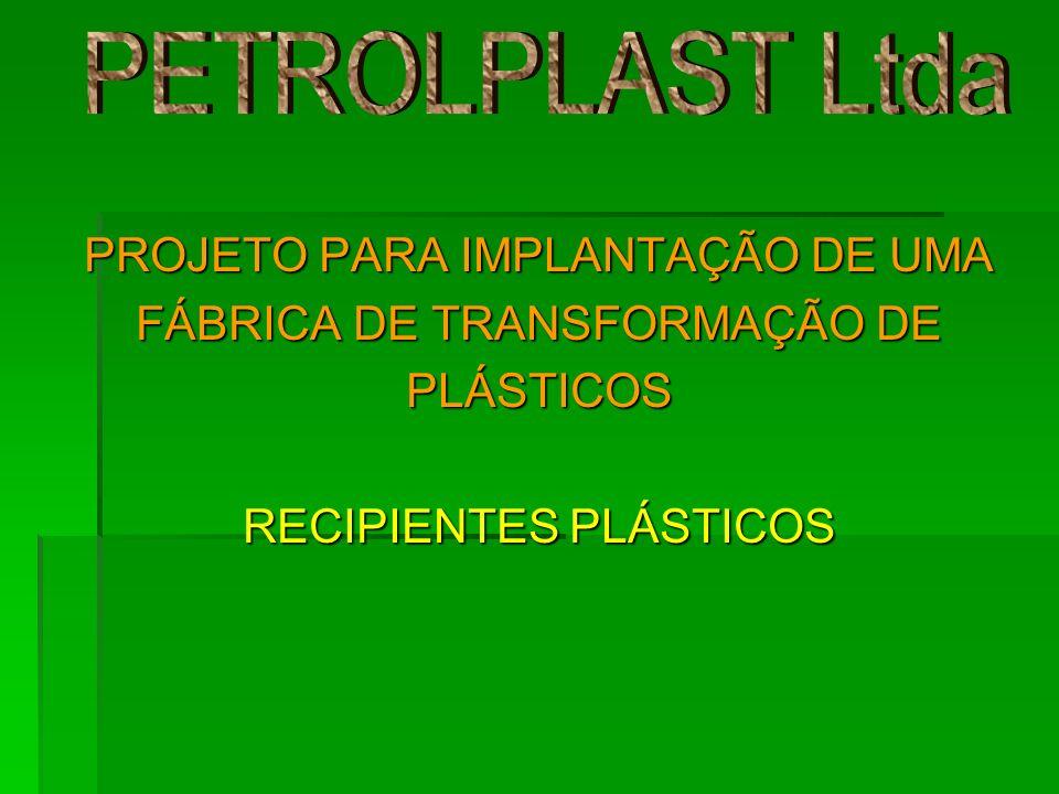 PVC – POLICLORETO DE VINILA Produtos embalagens para água mineral, óleos comestíveis, maioneses, sucos.