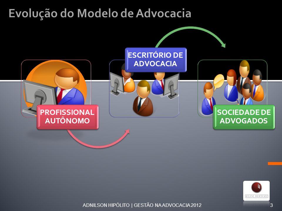 3 PROFISSIONAL AUTÔNOMO ESCRITÓRIO DE ADVOCACIA SOCIEDADE DE ADVOGADOS