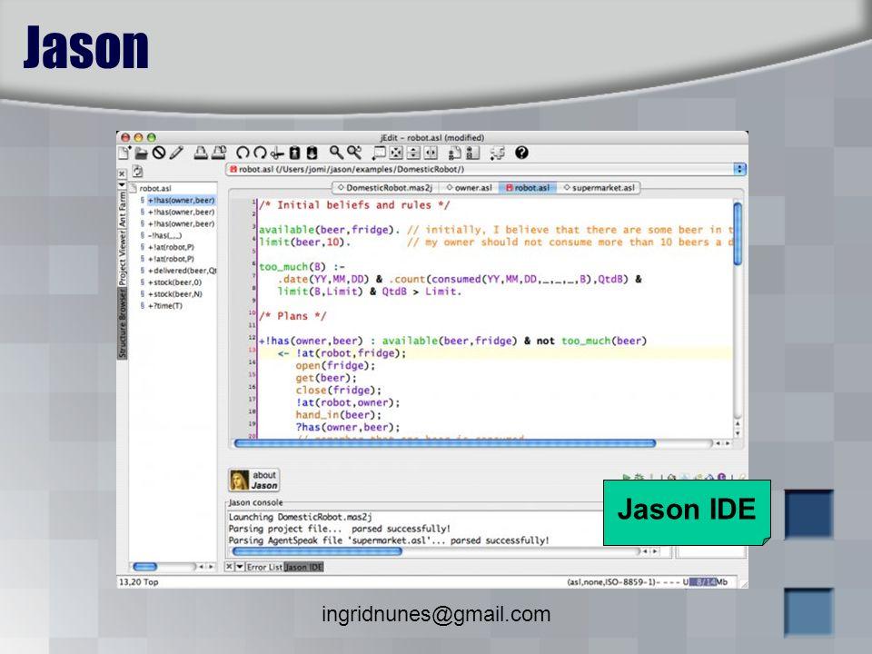 ingridnunes@gmail.com Jason Jason IDE