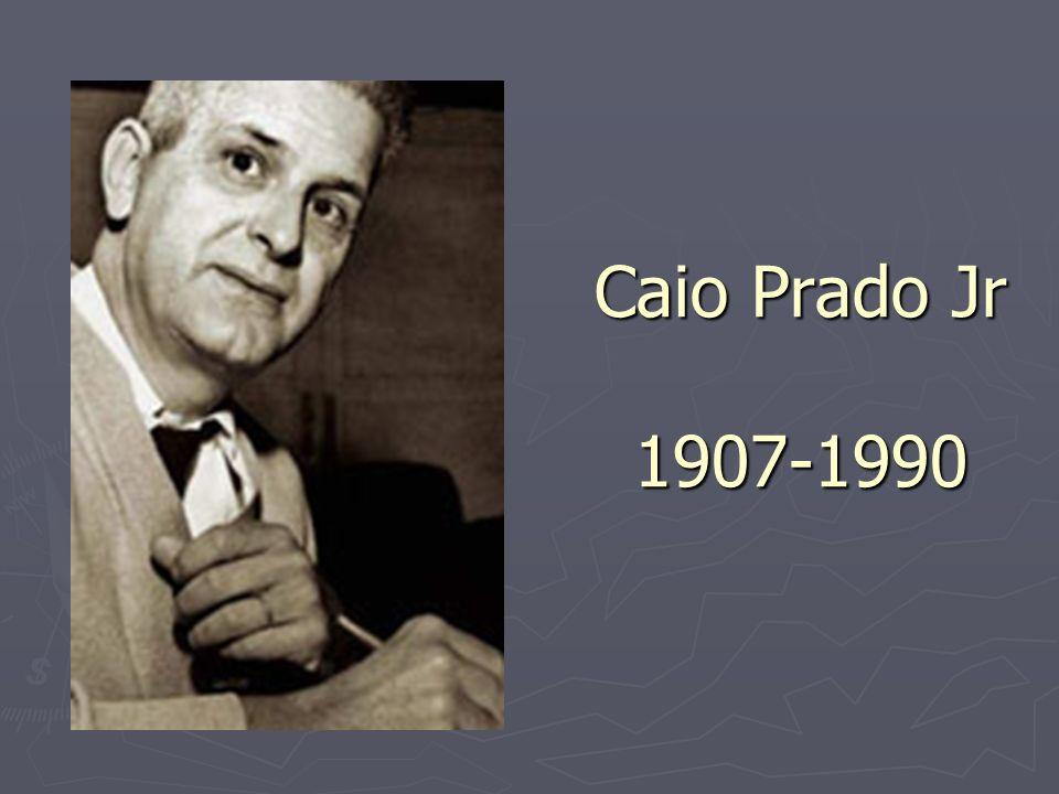 Caio Prado Jr 1907-1990