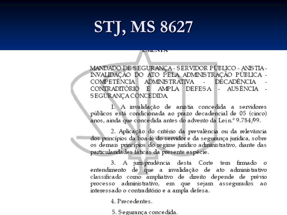 STJ, MS 8627
