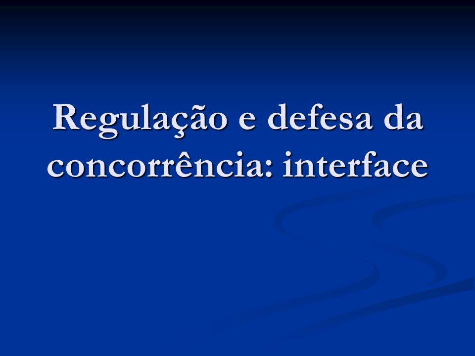 O que diz o ordenamento jurídico brasileiro Lei 9.472/97 § 2° Os atos de que trata o parágrafo anterior serão submetidos à apreciação do Conselho Administrativo de Defesa Econômica - CADE, por meio do órgão regulador.