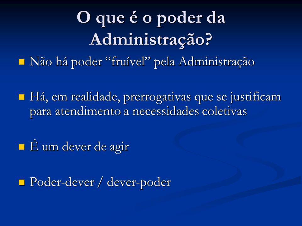 Motivação Todo ato administrativo deve ser motivado.