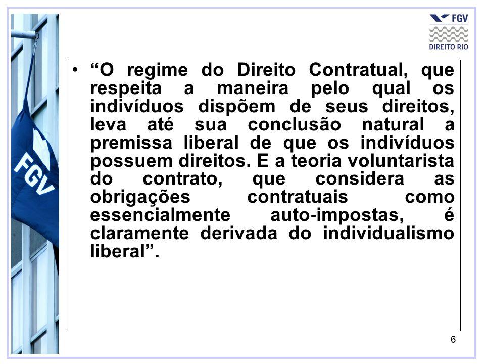 17 Qual o significado de sancionar com nulidade um contrato por contrariedade com a ordem pública (artigo 122 do Código Civil).