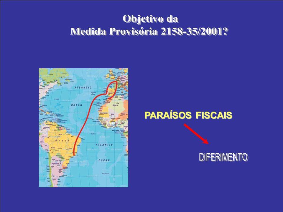PARAÍSOS FISCAIS